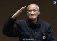 日本投降72周年,向老兵们致敬!