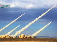 超燃!东部战区陆军在大漠上演实弹射击