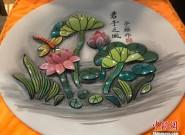 网络媒体走转改:探访国家级非物质文化遗产——嵌瓷