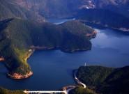 航拍祖国山河美