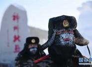 坚守在严冬——漠河边防官兵极寒天气徒步巡边