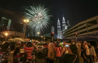 马来西亚庆祝国家独立日