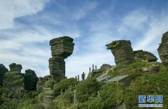 云梯万步天路远——中国梵净山何以列入世界自然遗产地?