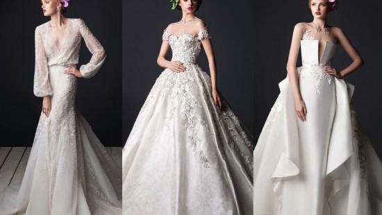 选一件散发着女人香的婚纱出嫁