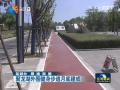 聚龙湖外围健身步道月底建成