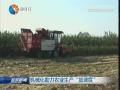 """机械化助力农业生产 """"加速度"""""""