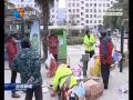 市区生活垃圾分类设施覆盖率大幅提高