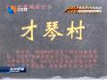 【盐城红色文化寻访 庆祝新中国成立七十周年?#30475;?#25215;弘扬铁军精神烈士命名镇村行(55)才琴村:传承红色基因  共创美好生活