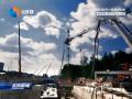 【高鐵建設周周看】鹽通鐵路鹽城境內施工建設進入沖刺階段