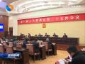 市八届人大常委会第二十五次会议召开