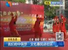 """""""我们的中国梦""""文化惠民进社区"""