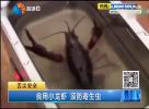 食用小龙虾 须防寄生虫食用小龙虾 须防寄生虫