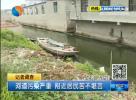 河道污染嚴重 附近居民苦不堪言